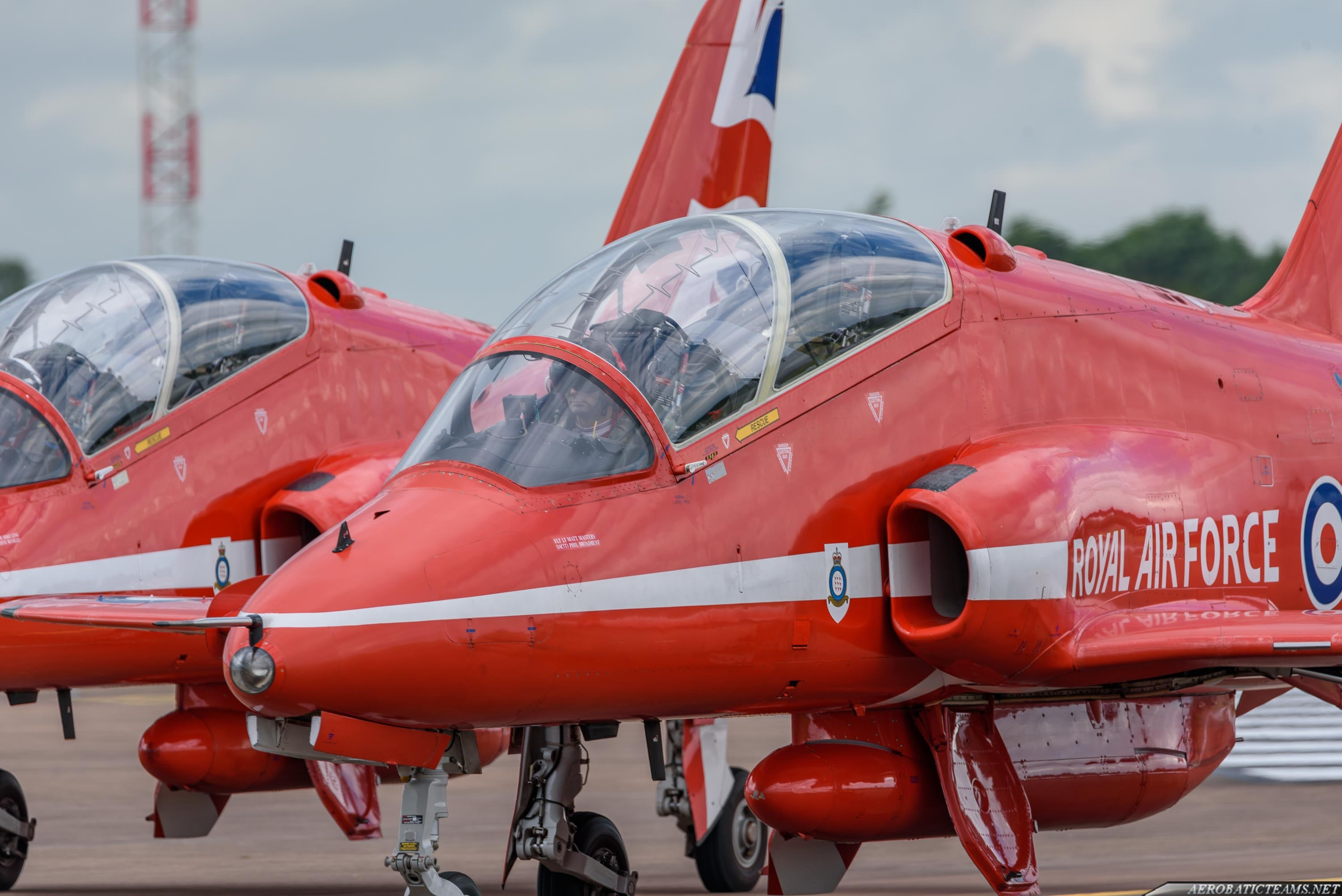 Red Arrows 2017 Schedule