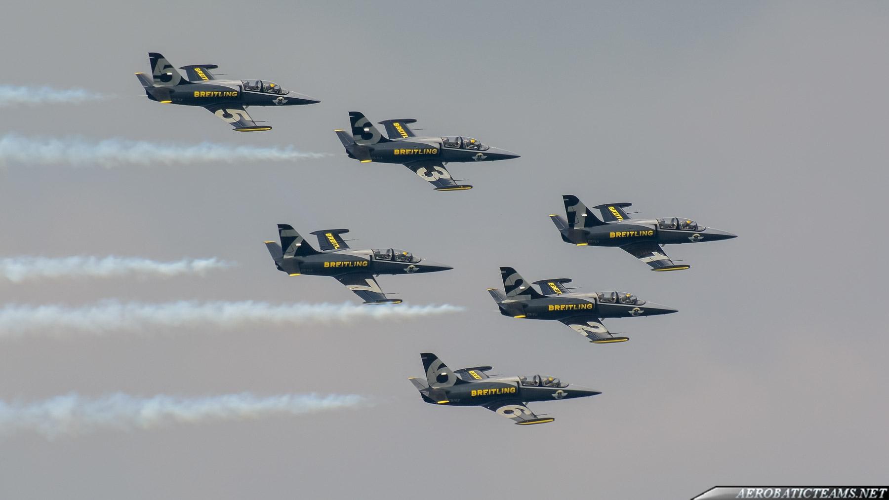 Breitling Jet Team Dragon Tour