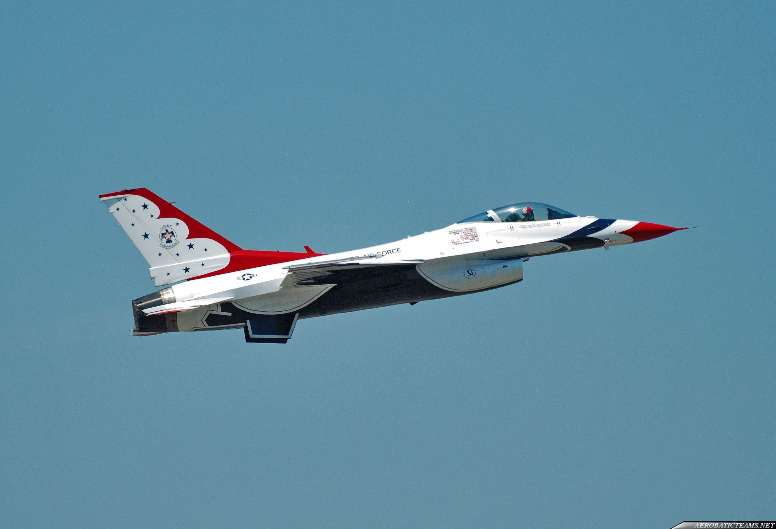 Thunderbirds announced 2011 show season officers