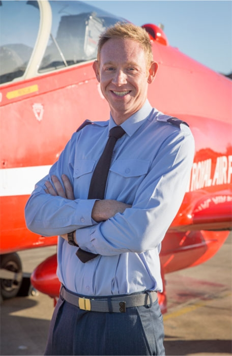 Ministry of Defense confirmed the name of engineer killed in Red Arrows crash