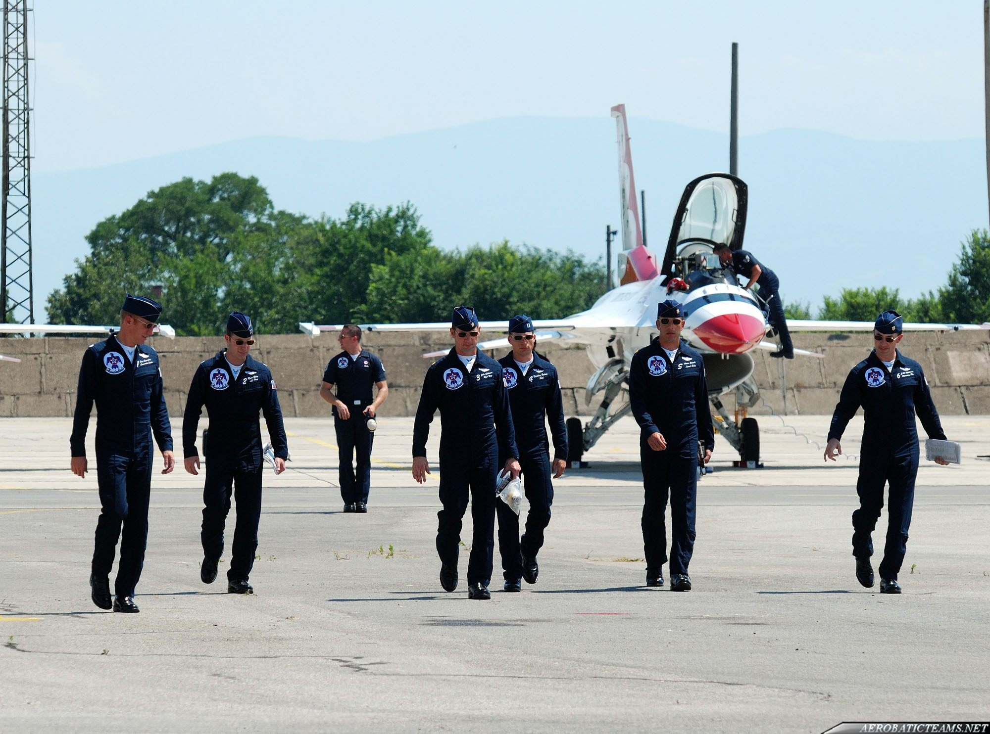 Thunderbirds announced 2014 officers