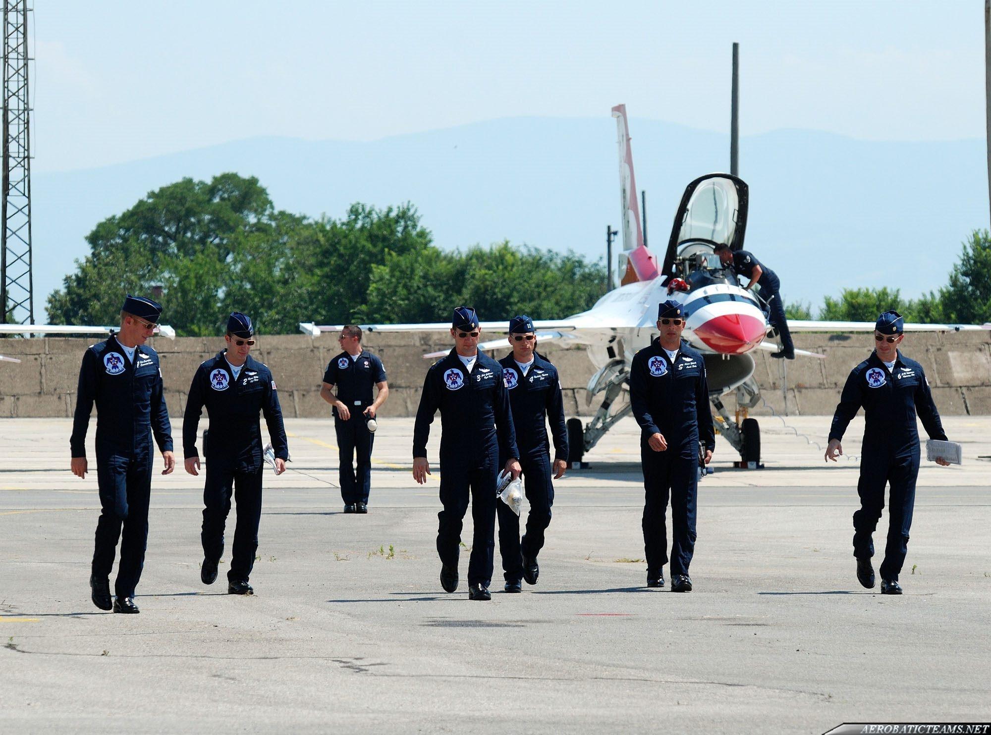 Thunderbirds announced 2014 officers