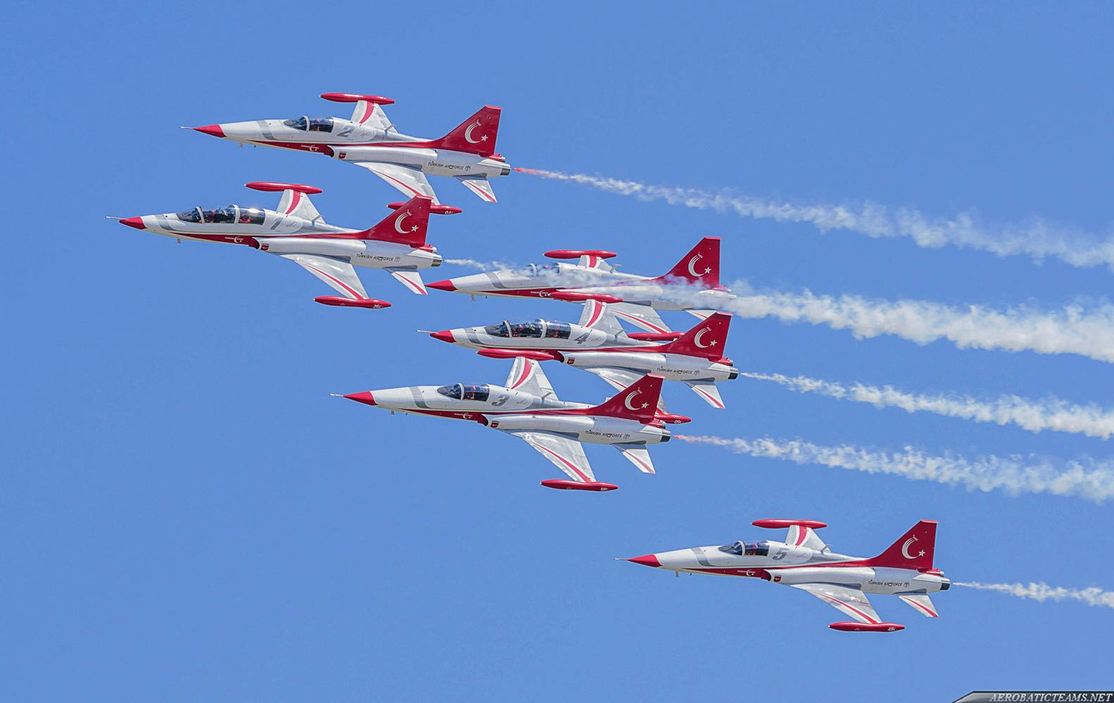 Turkish Stars cancelled AirPower16 participation