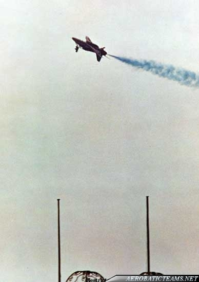 Red Arrows Ejection. May 17, 1980 incident