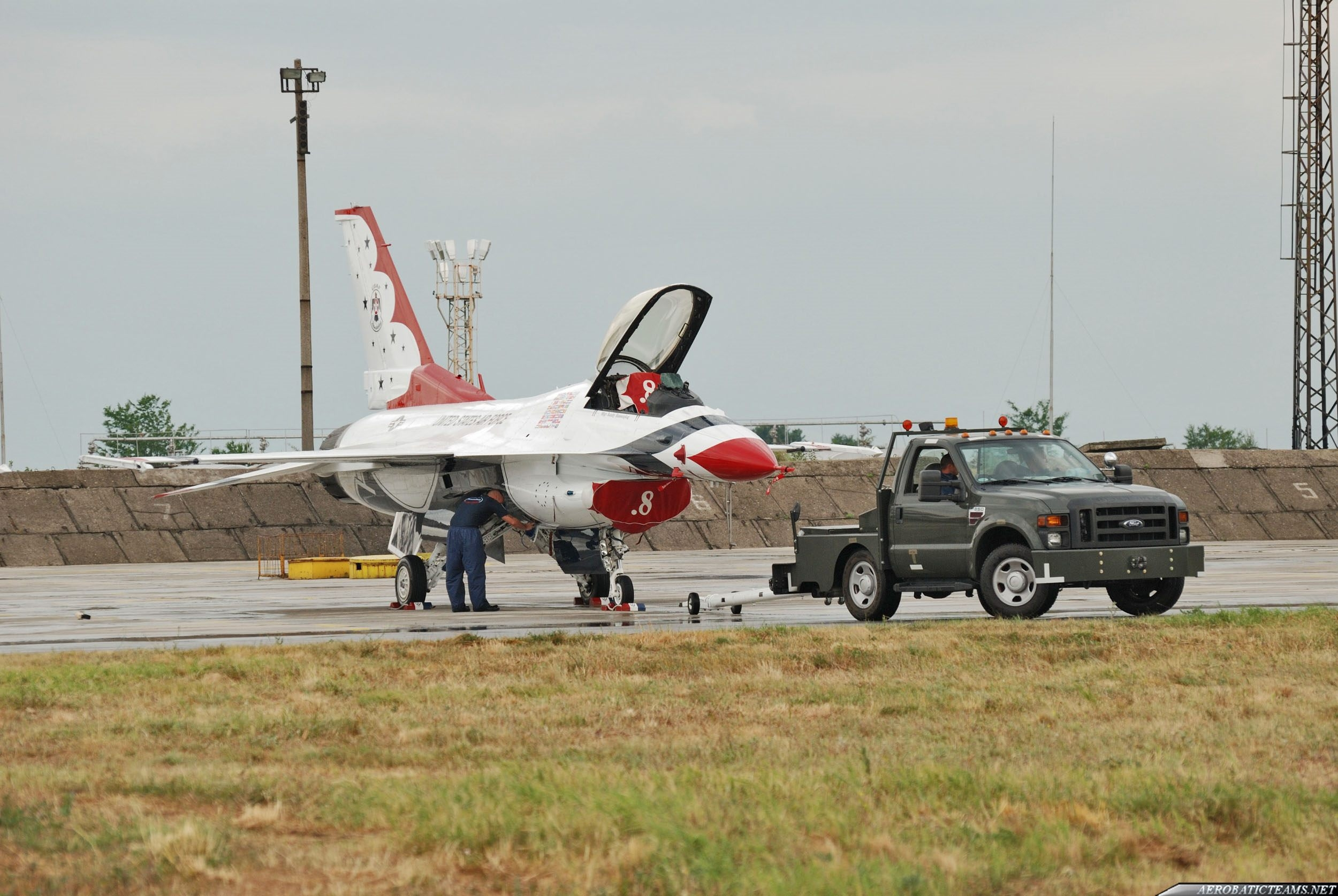 Thunderbirds public day, June 25