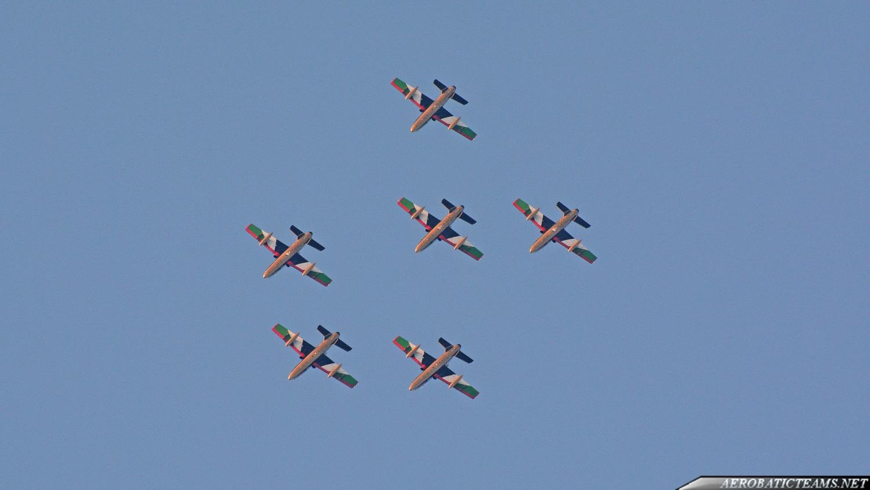 Al Fursan Aermacchi MB-339A
