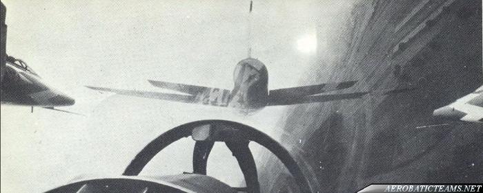 Skyblazers F-100C Super Sabre
