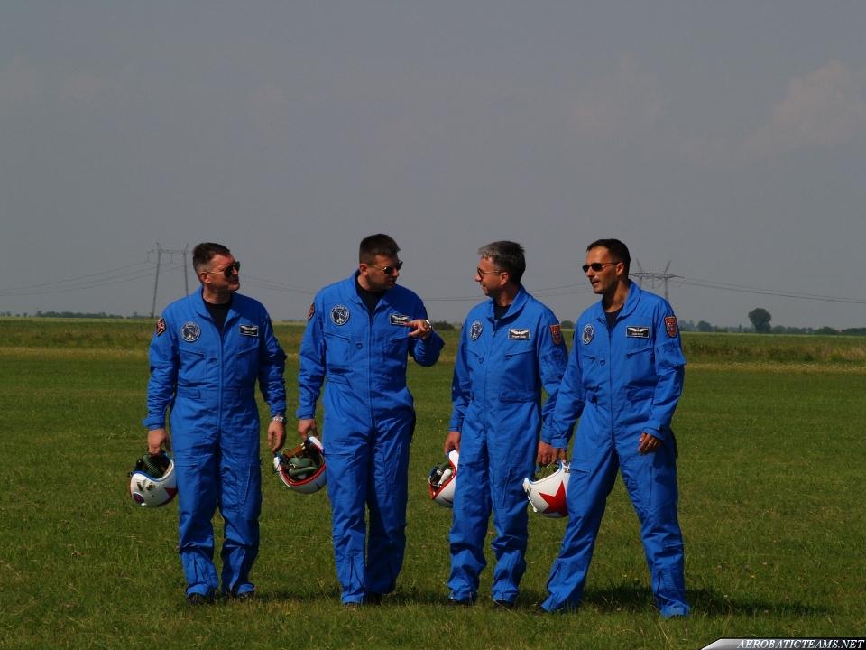Stars pilots