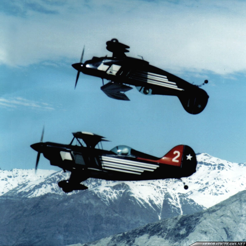 Halcones Pitts Special S2A (1980-90)