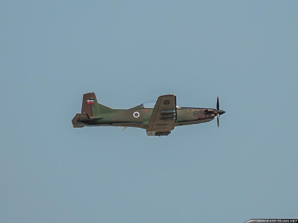 Slovenian Air Force PC-9