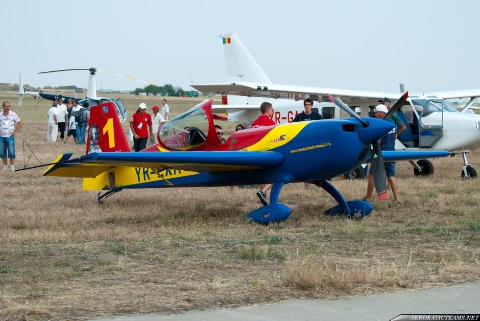 Hawks of Romania