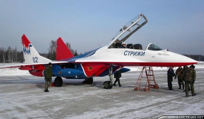Swifts MiG-29UB
