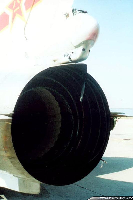 August 1st Chengdu F-7EB