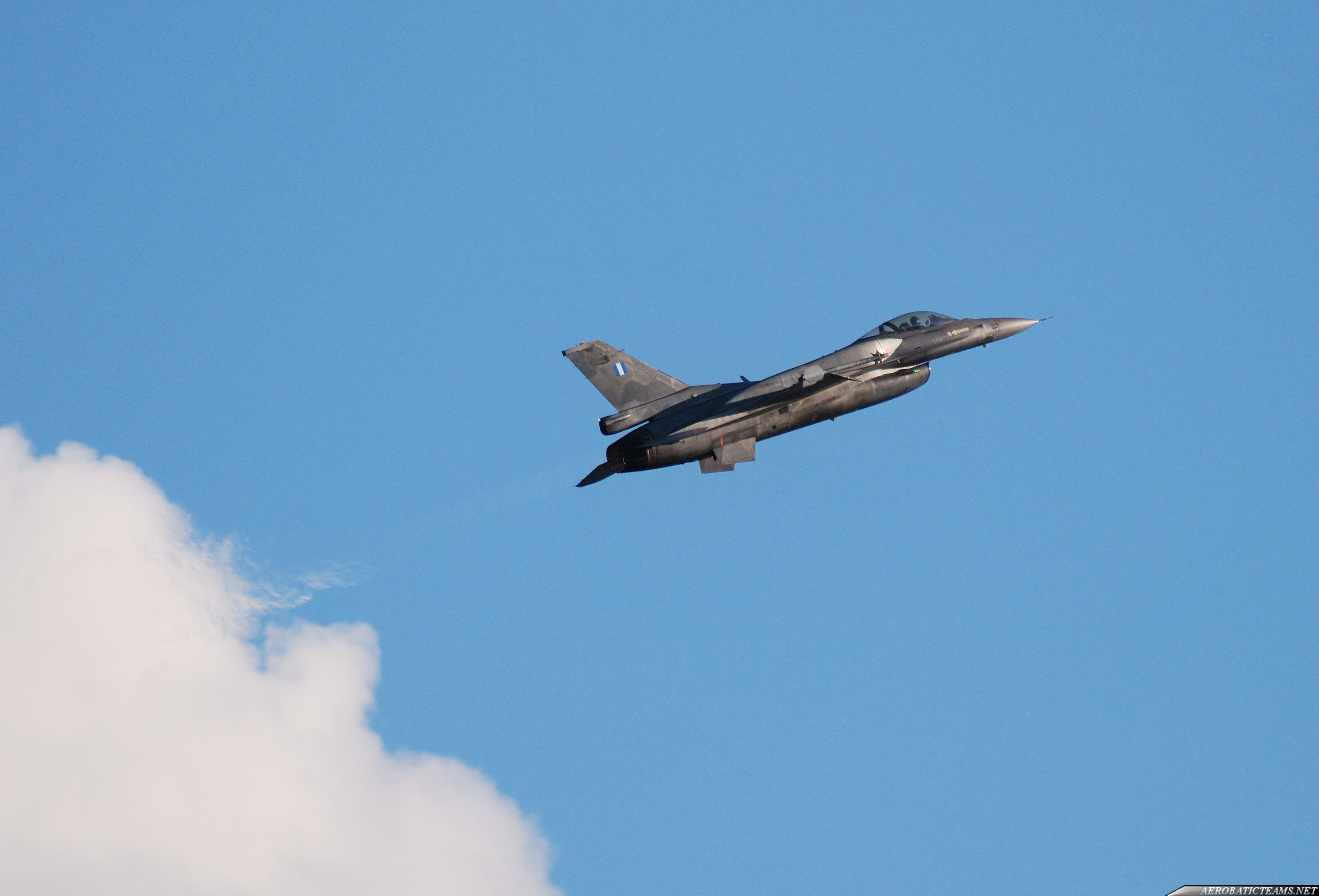 Hellenic Air Force F-16A Block 52+
