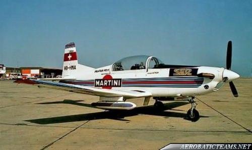 Patrouille Martini PC-7