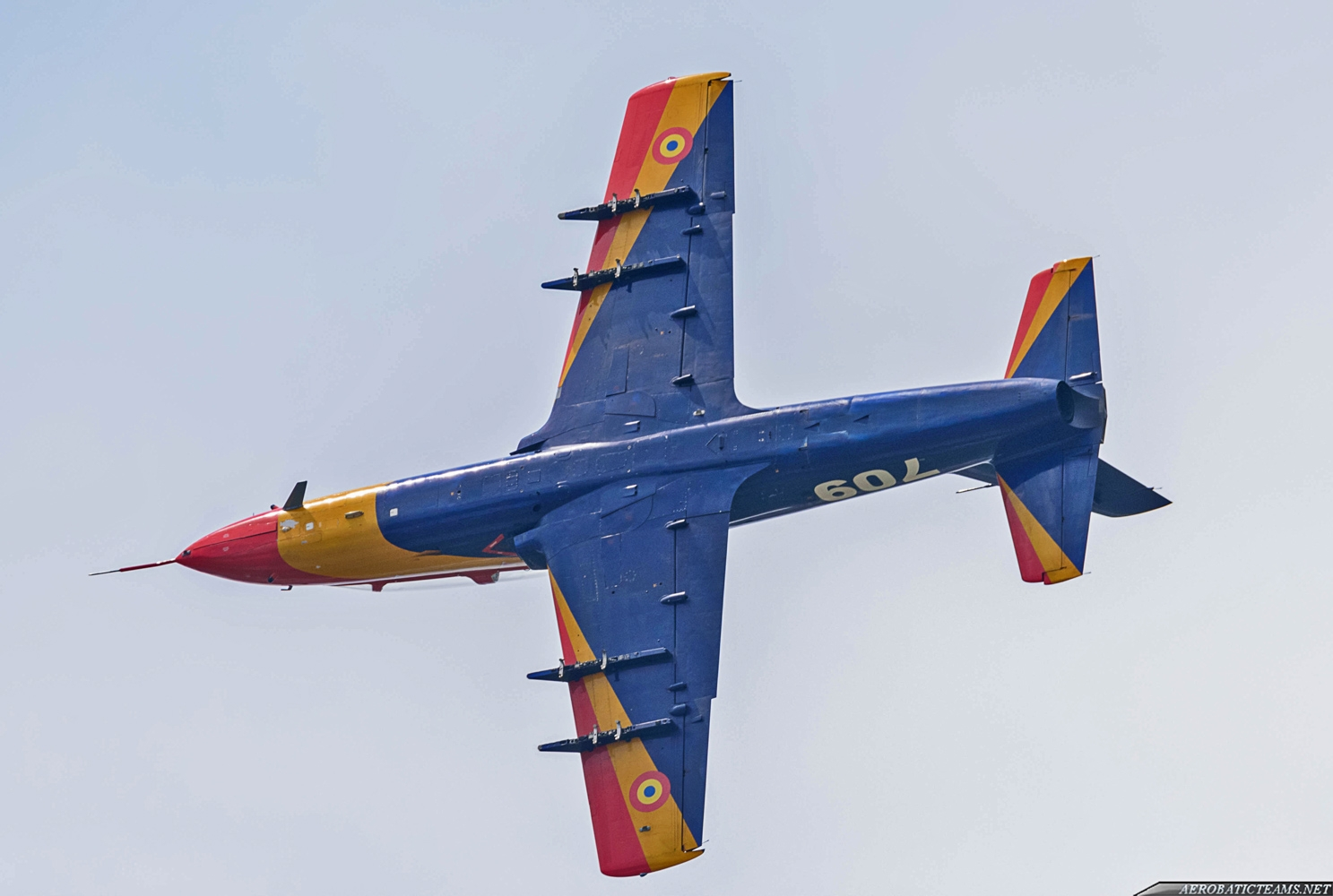 IAR-99 Romanian Air Force