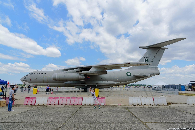 Pakistan Air Force Il-76