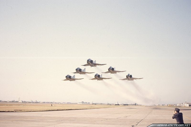 Blue Angels F-4J Phantom