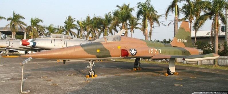 Thunder Tigers F-5