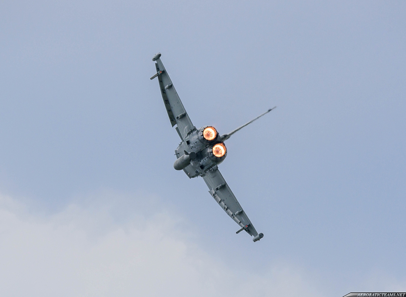 RAF Eurofighter Typhoon Display Team