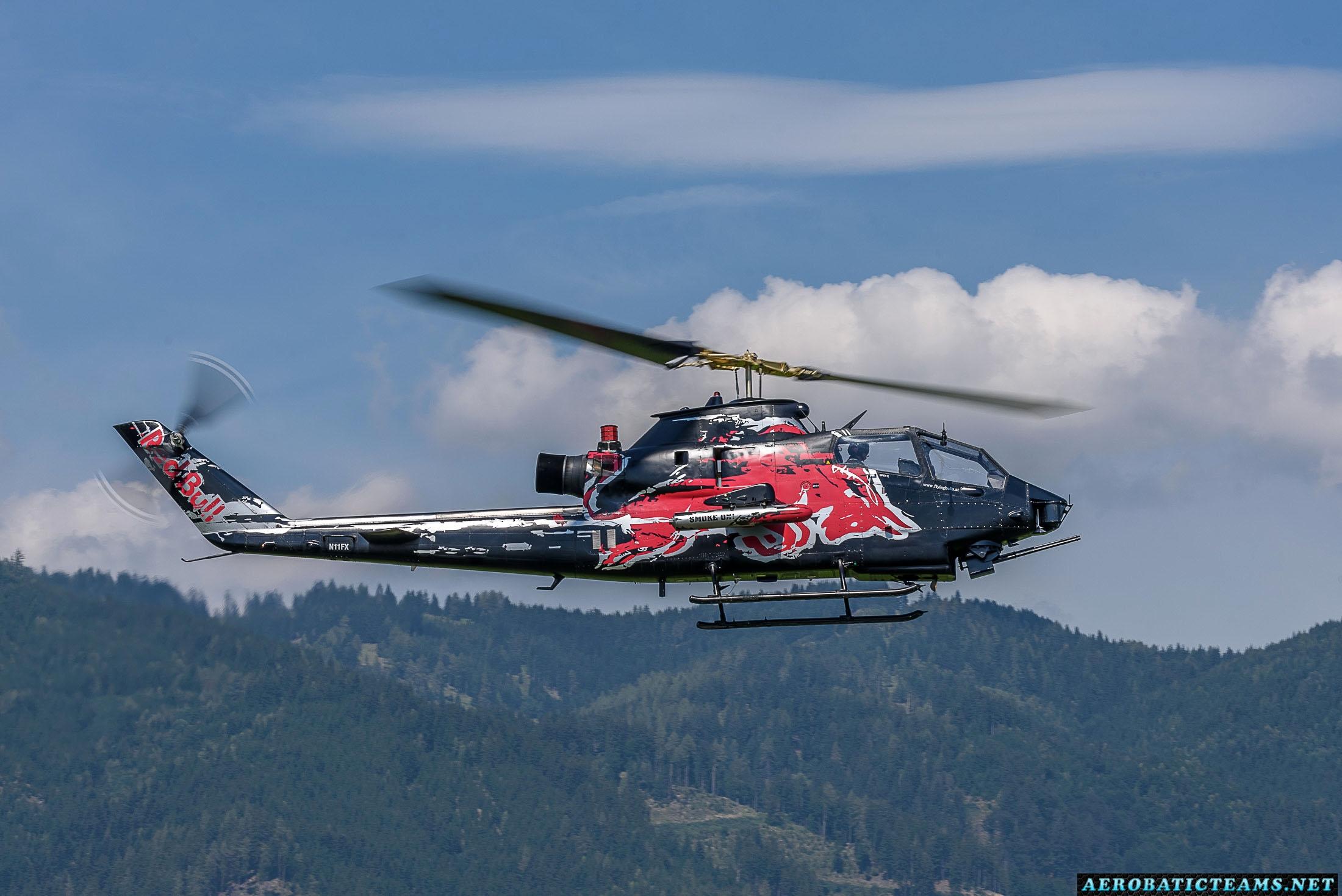 Red Bull Bell AH-1 Cobra