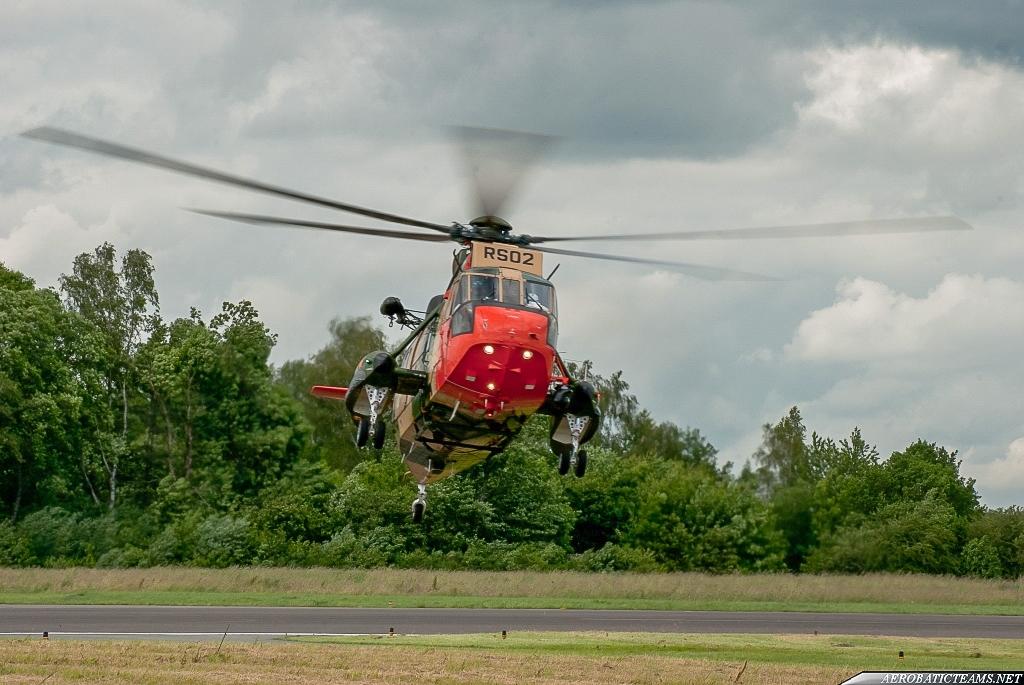 Belgian Air Force SH-3 Sea King