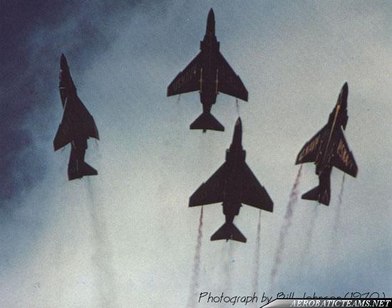 Blue Angels F-4J Phantom