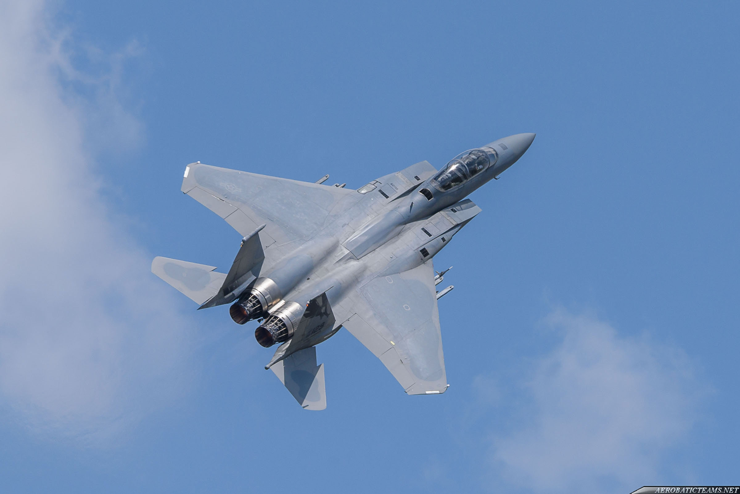 US Air Force F-15D