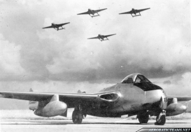 Cavallini Rampanti De Havilland Vampire MB Mk.51