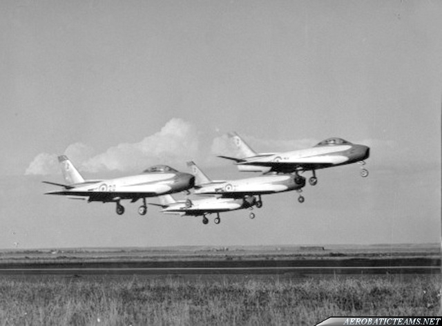 Cavallino Rampante Canadair CL-13 Sabre