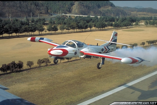 Black Eagles Cessna A-37B Dragonfly Gallery