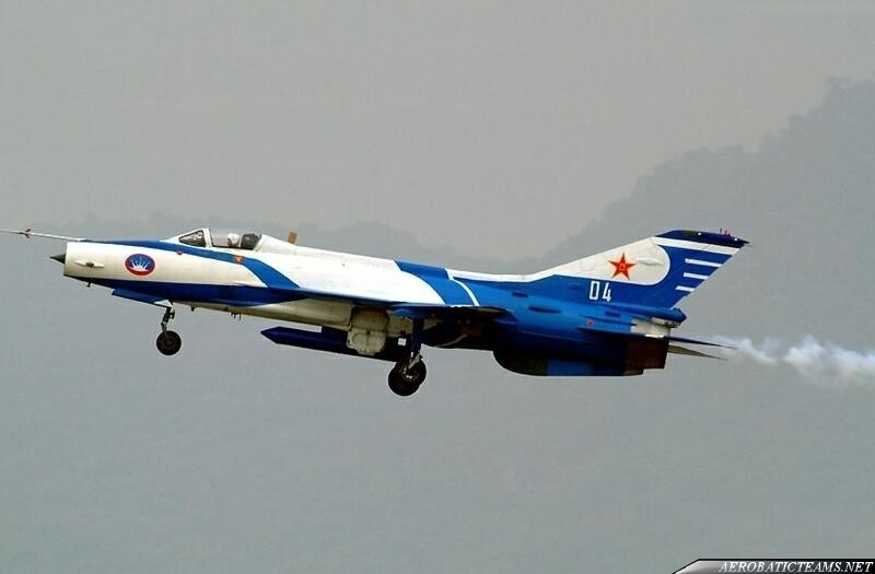 August 1st Chengdu F-7GB