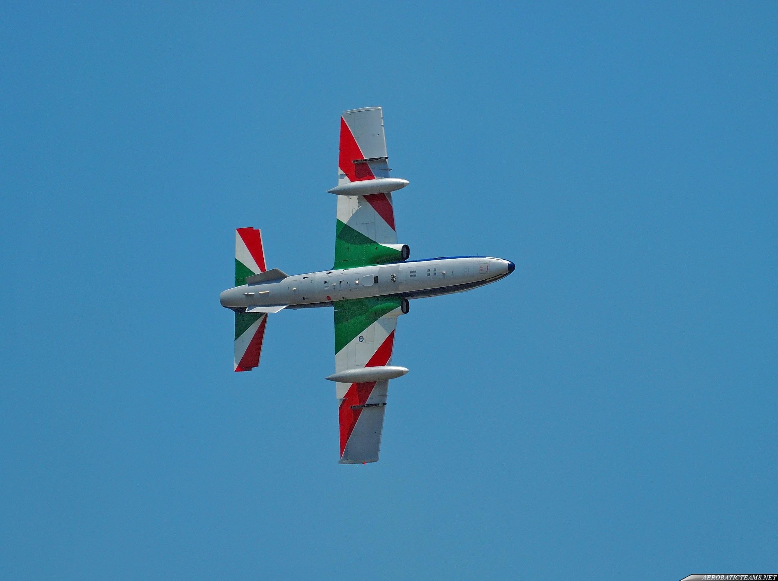 Frecce Tricolori Aermacchi MB-339