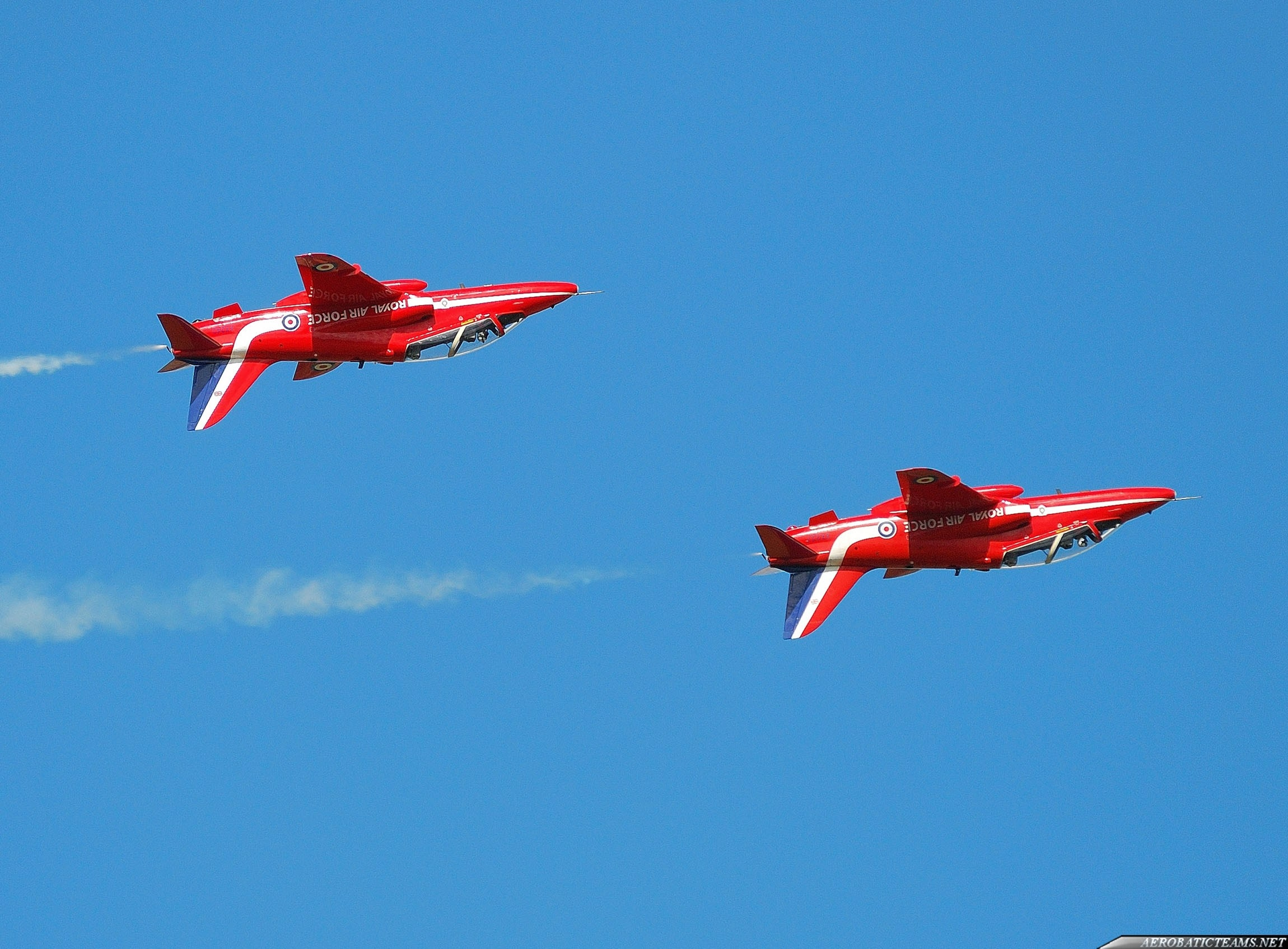 Red Arrows BAe Hawk T Mk.1A