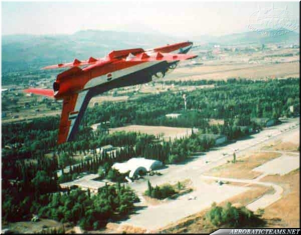 Flying Stars SOKO G-4 Super Galeb