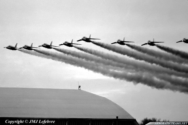 Red Arrows Folland Gnat