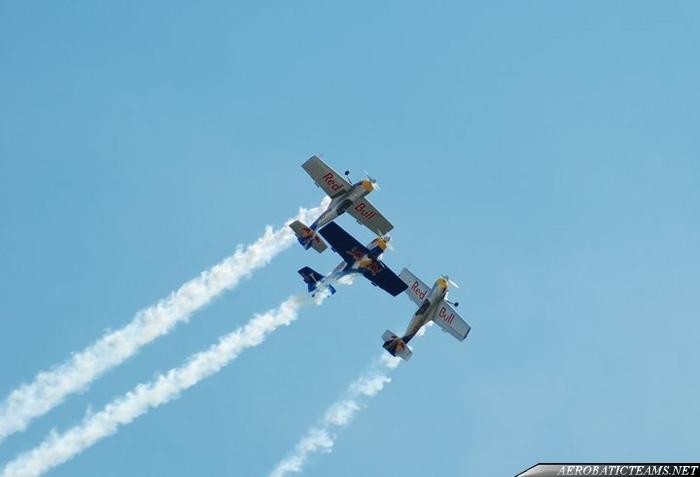 Flying Bulls Aerobatics Team Zlin 50LX