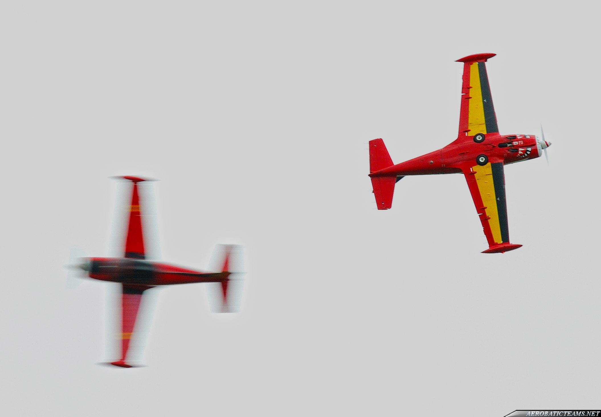 Red Devils SF260