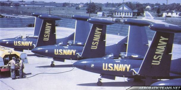 Blue Angels F9F Panther