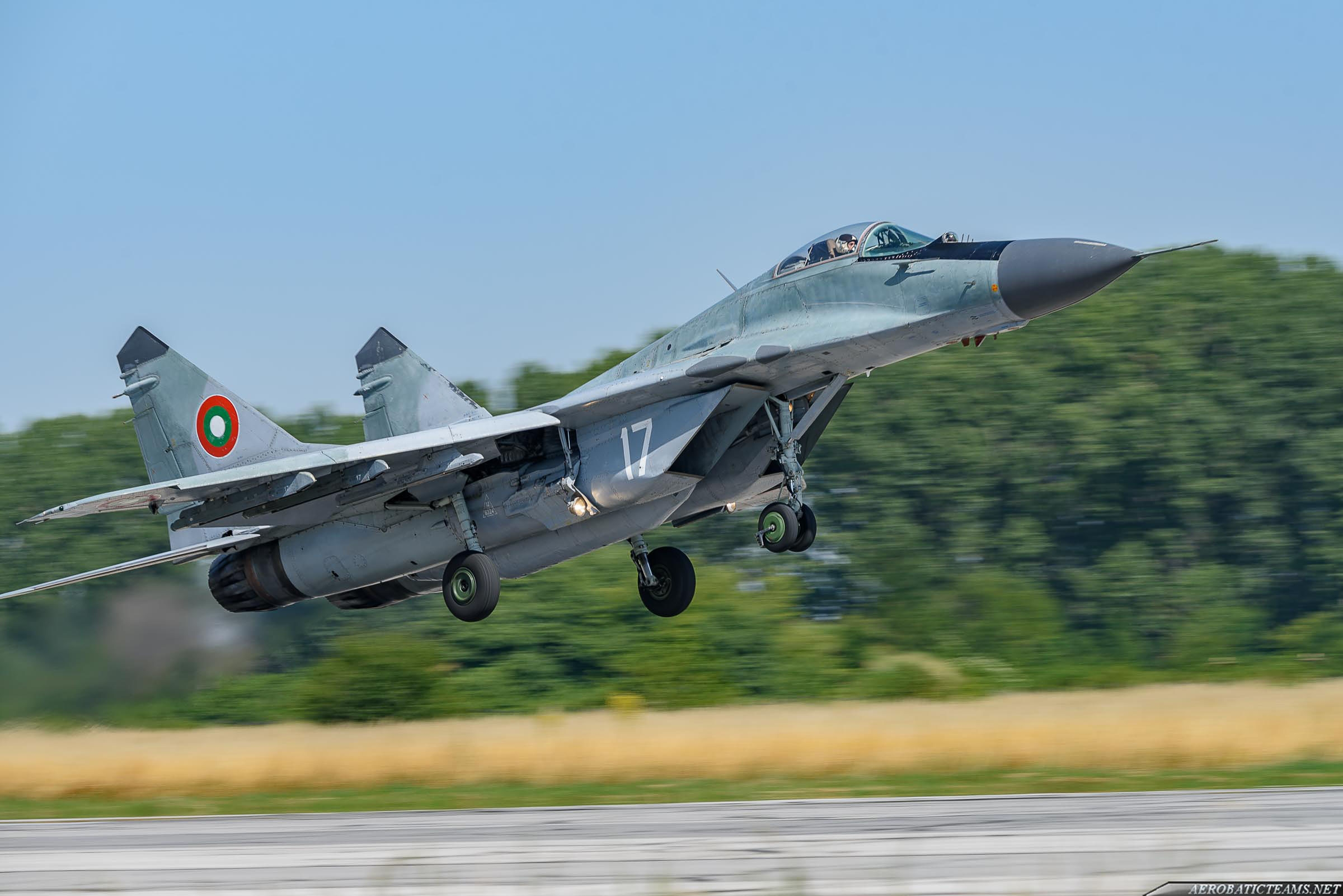 Bulgarian Air Force MiG-29