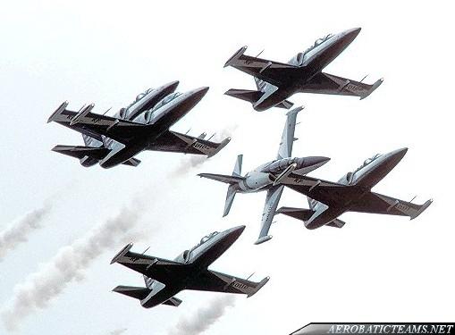Russ L-39 Albatross