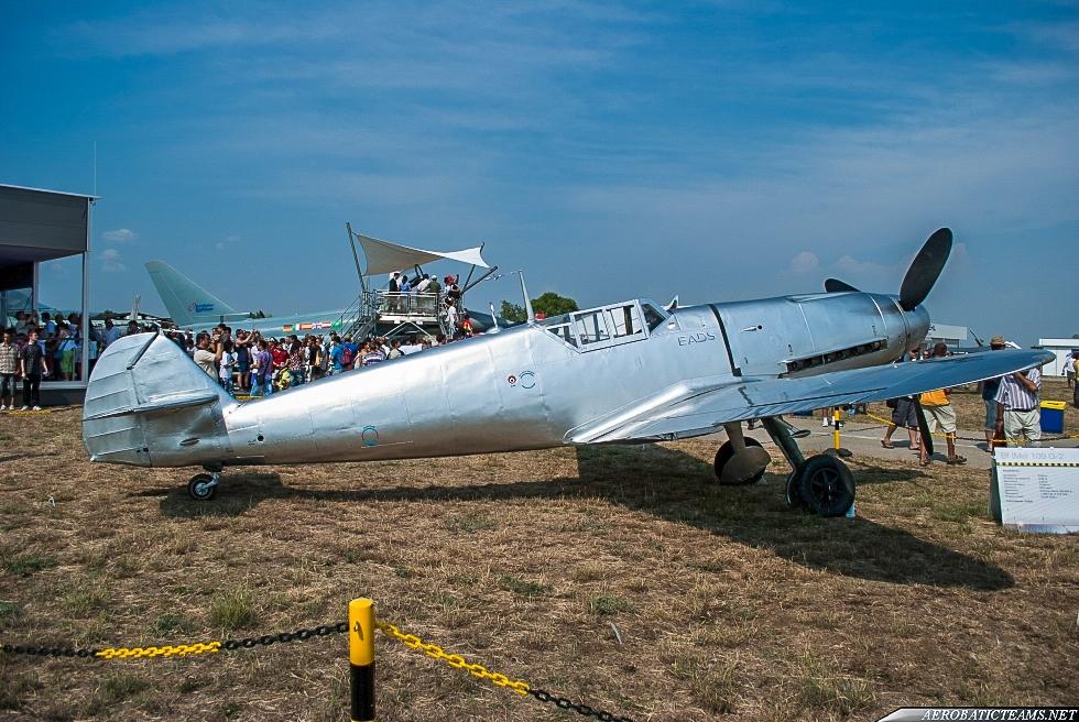 Me-109 on static display