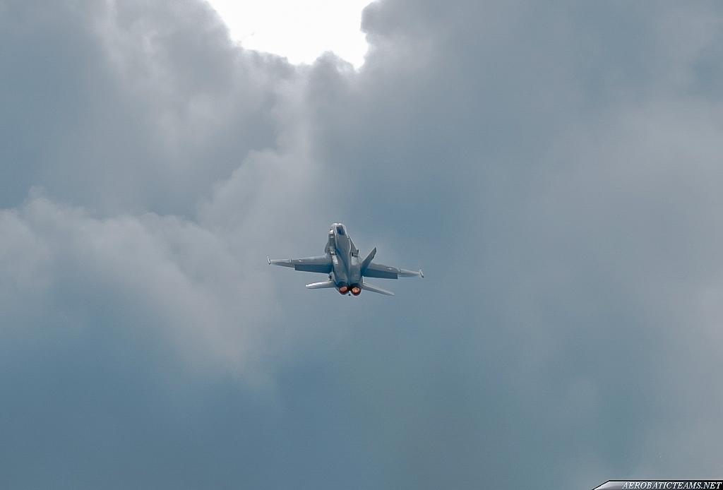 Swiss Air Force F-18
