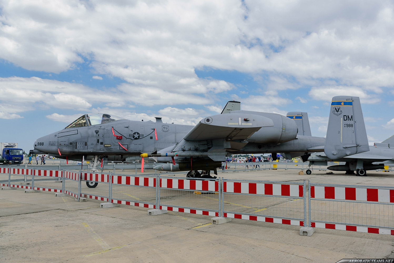 A-10 USAF