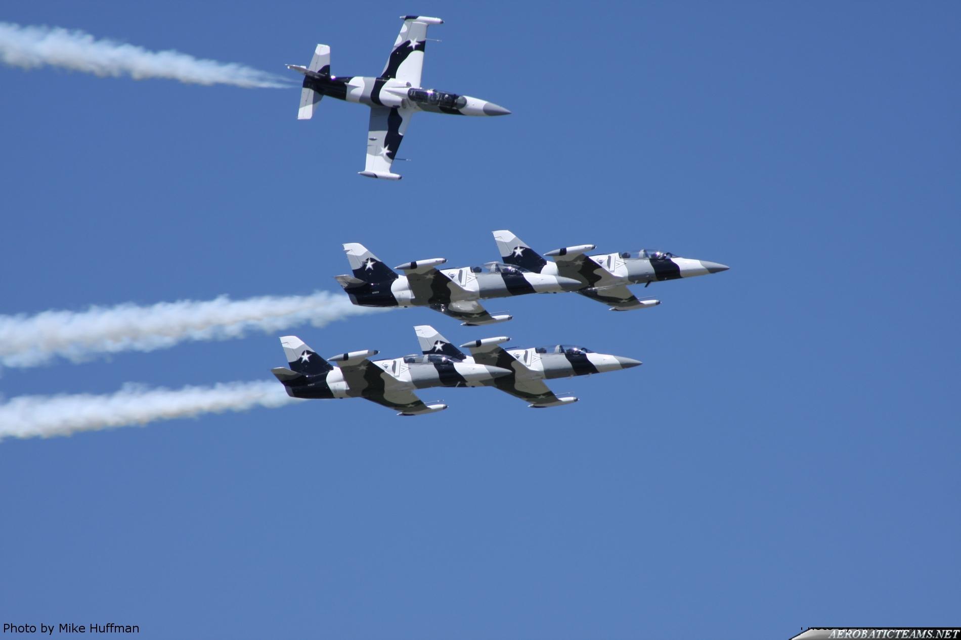 Black Diamond Jet Team