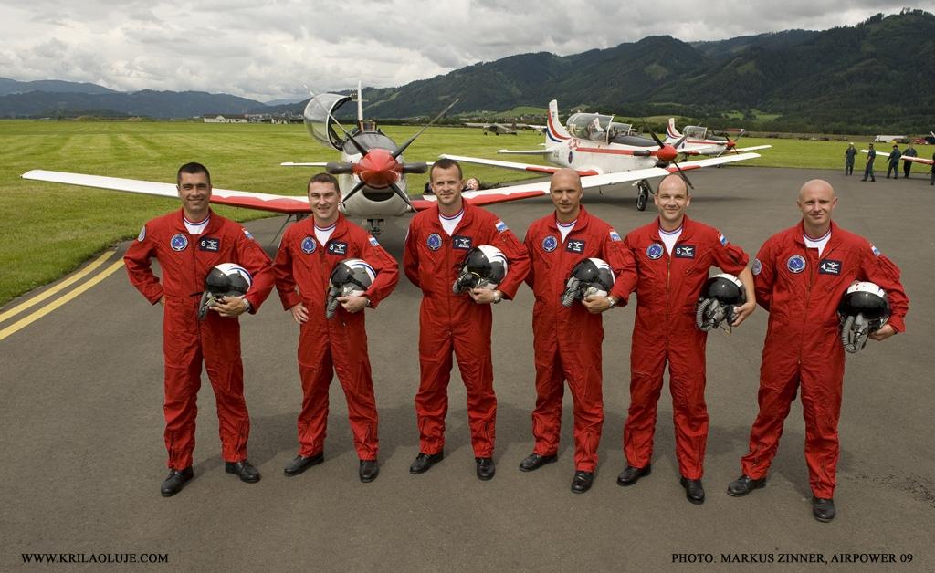 Wings of Storm pilots
