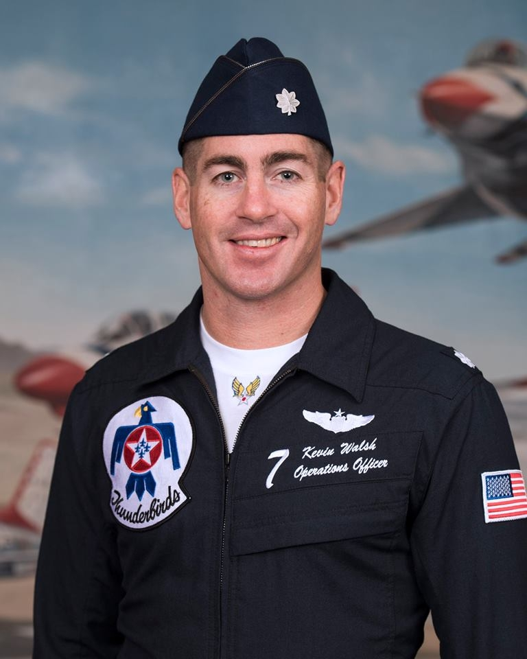 Lt. Col. Kevin Walsh