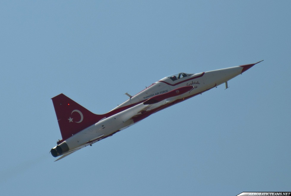Turkish Stars NF-5A