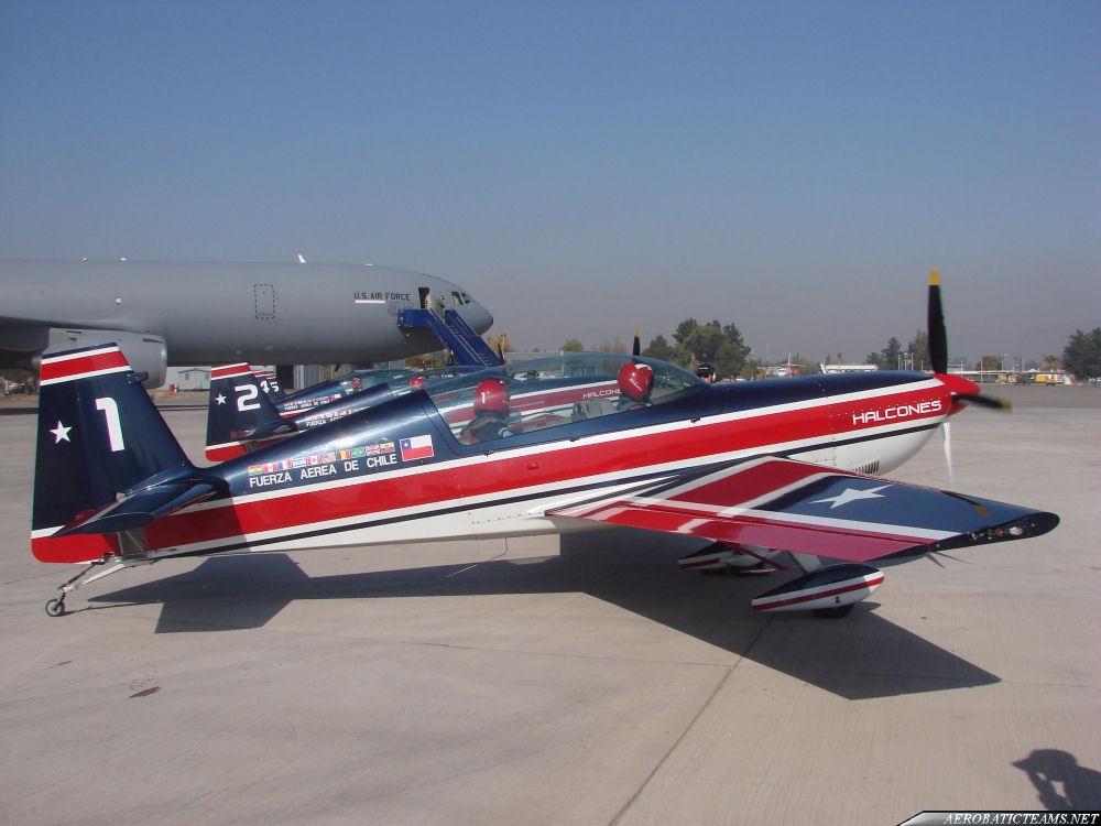 Halcones EXTRA 300L