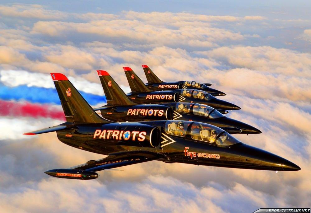 Patriots Jet Team
